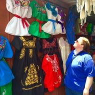 Benedictine Volunteers explore Piedras Negras, MX.