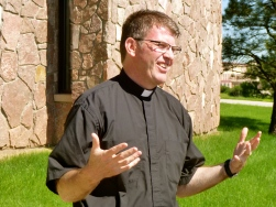 Fr. Mark McCormick of the Diocese of Rapid City
