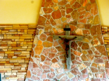 Entrance Sacred Space at Terra Sancta Retreat Center