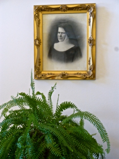 Mother Angela Arnet, Founder of St. Marin Monastery