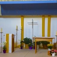 Annunciation Monastery Chapel