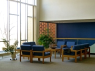 Welcome Area, Annunciation Monastery
