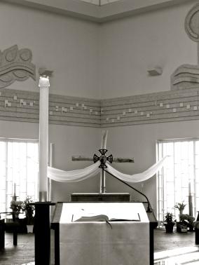 Mother of God Monastery Chapel