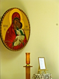 Mother of Compassion, Mother of God Monastery Chapel